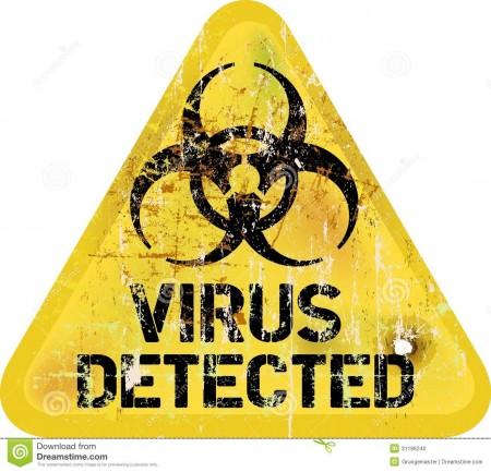 Virus police / gendarmerie nationale
